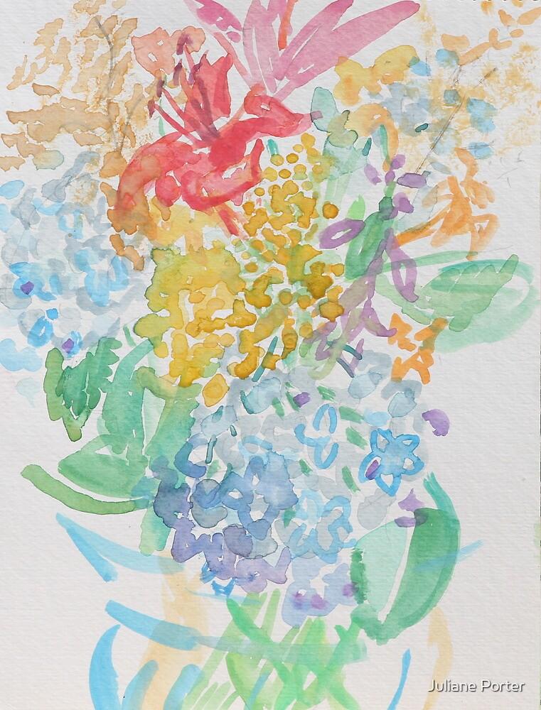 Bouquet  by Juliane Porter