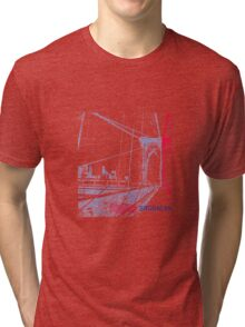 Brooklyn Creative Tri-blend T-Shirt
