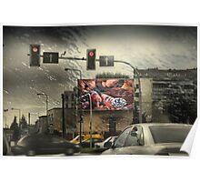 City Life - Crossroads Mystic Poster