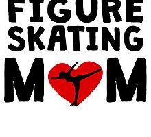 Figure Skating Mom by GiftIdea