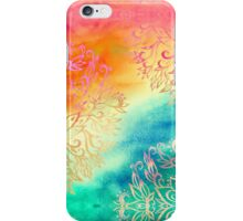 Watercolor Wonderland iPhone Case/Skin