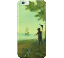 The Discontented Shore iPhone Case/Skin