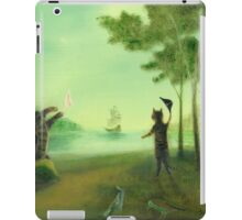 The Discontented Shore iPad Case/Skin