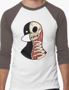 AEiF: Cross Section Men's Baseball ¾ T-Shirt