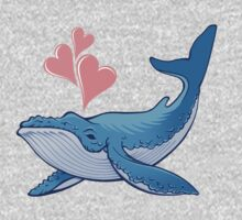 Whale Love! Kids Clothes