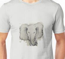Elephant King Unisex T-Shirt