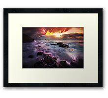 Magic Is All Around Framed Print