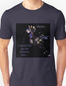 Aqua- Falling into Darkness Unisex T-Shirt