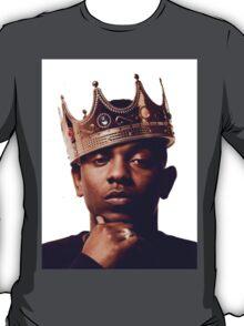 "Kendrick Lamar - ""The king"" T-Shirt"