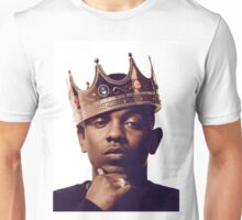 "Kendrick Lamar - ""The king"" Unisex T-Shirt"