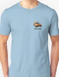Ford Fiesta Mk1 1976-1983 T-Shirt