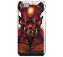 DOOM BARON OF HELL V1 iPhone Case/Skin