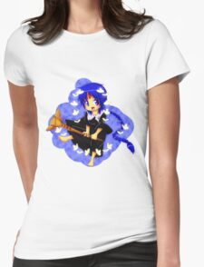 Aladdin  Womens Fitted T-Shirt