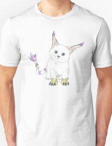Gatomon Tailmon T-Shirt