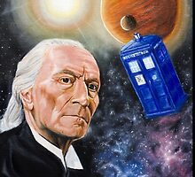 First Doctor by MadelinesArt