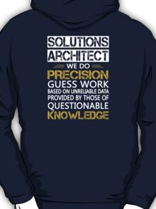 SOLUTIONS ARCHITECT T-Shirt