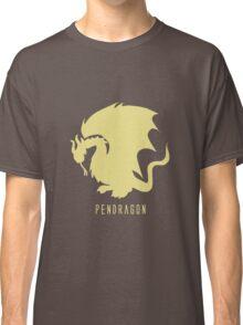 Pendragon symbol, merlin Classic T-Shirt