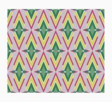 Scandinavian Aztec Pattern Baby Tee