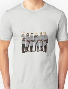 The Knights of Camelot, Merlin T-Shirt