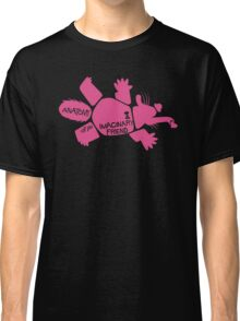 Anatomy of an Imaginary Friend (Pink) Classic T-Shirt
