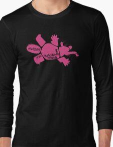 Anatomy of an Imaginary Friend (Pink) Long Sleeve T-Shirt