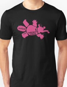 Anatomy of an Imaginary Friend (Pink) T-Shirt