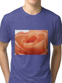 Red Petals Tri-blend T-Shirt
