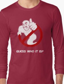 Guess Who It Is Funny T-Shirt & Hoodies Long Sleeve T-Shirt