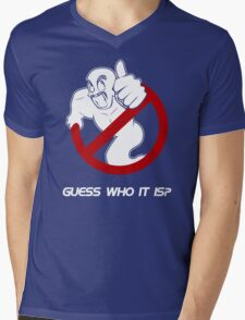 Guess Who It Is Funny T-Shirt & Hoodies Mens V-Neck T-Shirt