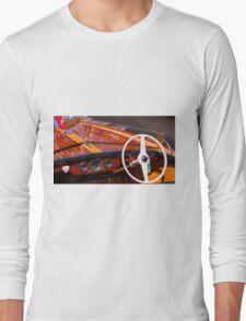 Classic Chris Craft Long Sleeve T-Shirt