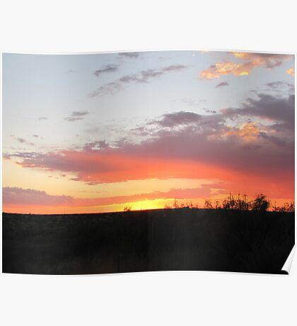 sunset 9/1/10 Poster