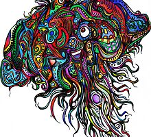 Superfast Jellyfish Color by Arkhizon