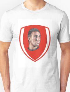 Santi Cazorla Arsenal footballer T-Shirt