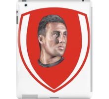 Santi Cazorla Arsenal footballer iPad Case/Skin