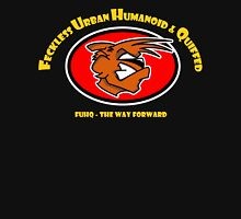 The Fox - Feckless Urban Humanoid & Quiffed Unisex T-Shirt