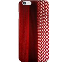 """Well, red"" iPhone Case/Skin"