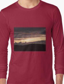 Honey sunset - Donegal Ireland Long Sleeve T-Shirt