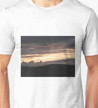 Honey sunset - Donegal Ireland Unisex T-Shirt