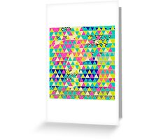 Color Smash - 2 Greeting Card