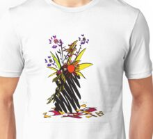Vibrant Spray Unisex T-Shirt