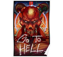 DOOM BARON OF HELL V2 Poster