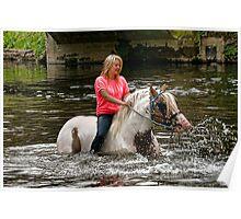 Appleby Horse Fair Poster