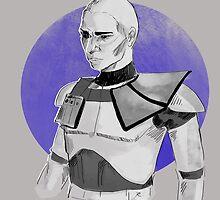 Captain Rex by krepf