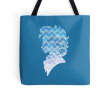 Elsa Silhouette // Disney Frozen Let It Go Tote Bag