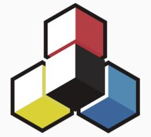 CMYK Geometric. by hammyboi