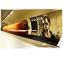 Coming at ya! Mr.Police Poster