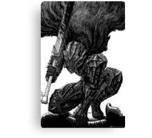 Berserker Guts Canvas Print