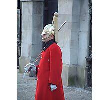 Life Guard Photographic Print