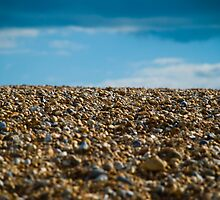 Dungeness Pebble Scape by AjayP