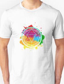 Funky Icosahedron T-Shirt